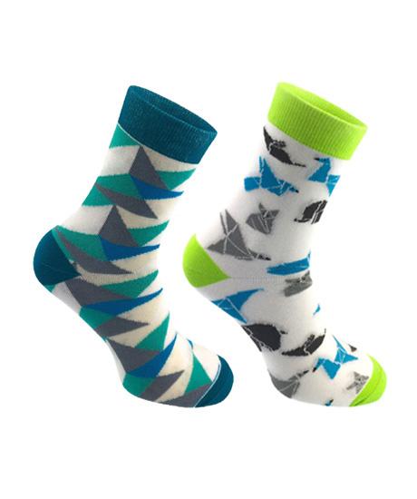 Яркий набор носков