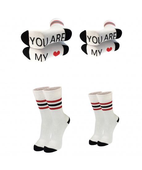 Подарочный набор носков для пар