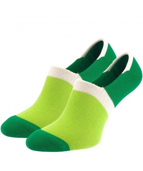 No socks Lime