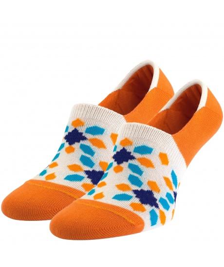 Men's no-show socks Ruby