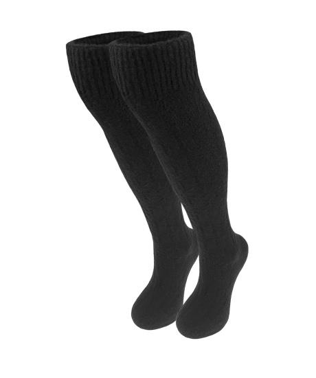 Носки женские из мериноса photo 1