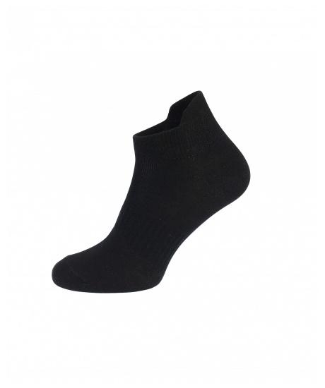Черные короткие носки photo 1