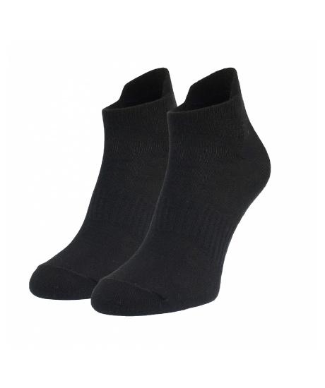 Черные короткие носки