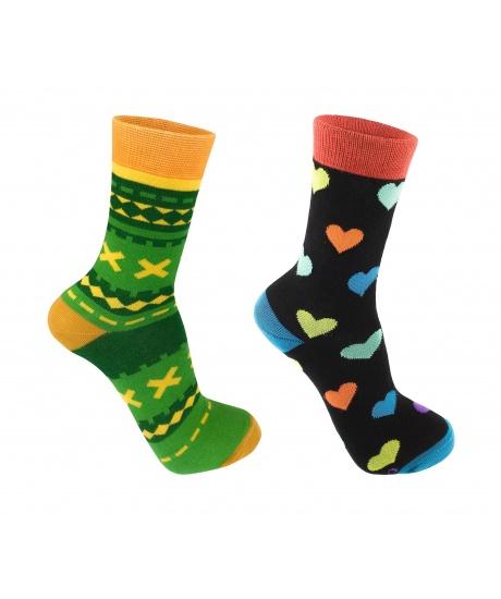 Любовь мексиканки - женские носки