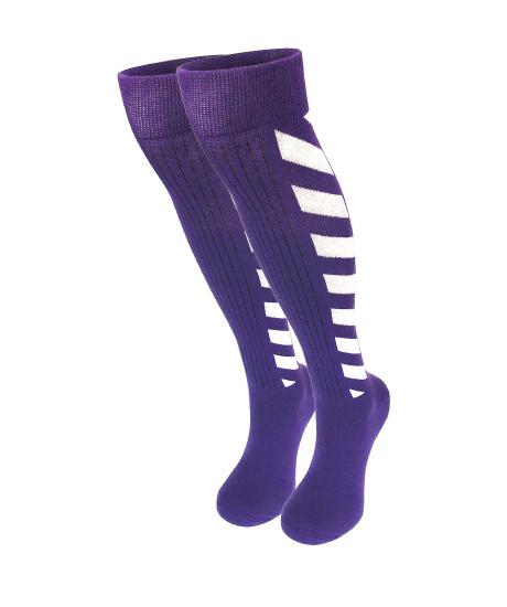 Фиолетовые гольфы
