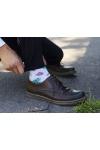 Яркие носки с классикой photo 3