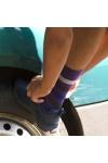 Полосатые носки в реальности photo 5