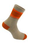 Оранжевый мужской носок  photo 2