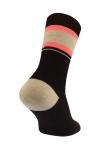 Коричневый мужской носок photo 2