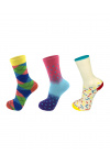 Женские носки с рисунком