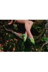 No show socks  Lime  photo 3