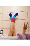 Женские носки с рисунком  photo 1