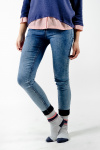 Сірі світлі шкарпетки photo 3