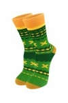 Яркие носки женские