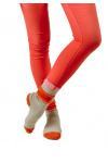 Носки на моделе