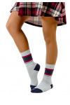 Носки женские серые