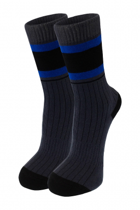 Темні жіночі шкарпетки