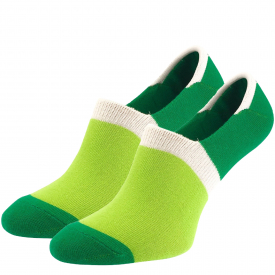 Men's no-show socks two